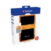"Verbatim 2.5"" Store'n'Go 1TB HDD, USB3.0, crni"