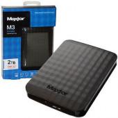 Maxtor M3 2TB, USB3.0, black