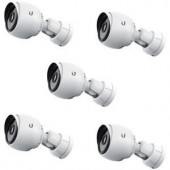 Ubiquiti Networks 5-pack Unifi 4MP Video Camera 3rd gen, No PoE