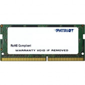 Patriot Sig. SODIMM, DDR4 2400Mhz, 16GB