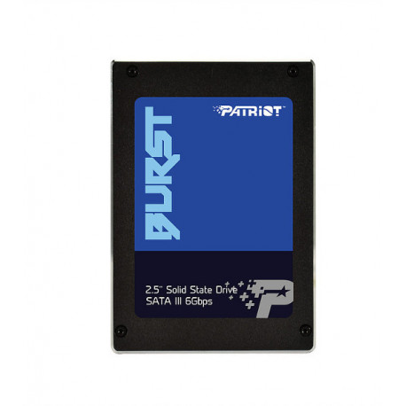 Patriot SSD Burst R555/W500, 480GB, 7mm, 2.5""