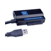 Roline VALUE USB3.0 na S-ATA3 adapter, 1.2m