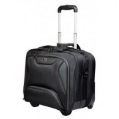 "Port torba Manhattan PRO 4W trolley 15.6"", crna"