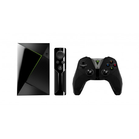 Nvidia SHIELD TV with Remote and Controller