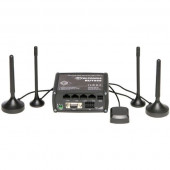 Teltonika LTE dual SIM router with WiFi (Standard package GNSS antenna)