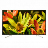 TV Sony KD-60XF8305, 4K HDR, Android, 100Hz, crni