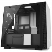 NZXT H200i bijelo bez napajanja, ITX
