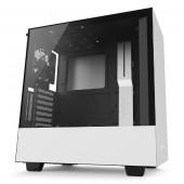 NZXT H500i bijelo bez napajanja, ATX