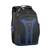 "Wenger Pegasus ruksak za 17"" prijenosnik, crno-plavi"