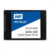 """Western Digital Blue 3D 2 TB 2.5"""" Serijski ATA III"""