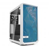 Fractal Design Meshify C prednja stranica plava