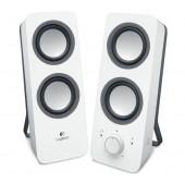 Logitech Z200 2.0 zvučnici, stereo, bijela