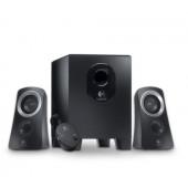 Logitech Z313 2.1 zvučnici, crna