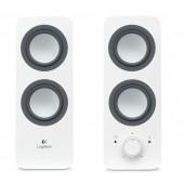 Multimedia Speakers Z200,EU,SNOW WHITE