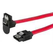 Roline SATA3 6.0Gbit/s kabel, kutni, 1.0m
