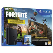 Sony PlayStation PS4 500GB Slim crna + FORTNITE RBP voucher