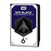 Western Digital Black HDD 6 TB
