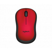 M220 silent RED wireless mouse