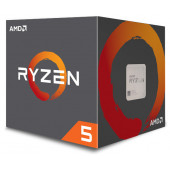 AMD Ryzen 5 1600, 6C/12T 3,4GHz, 19MB, AM4
