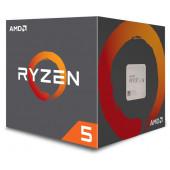 AMD Ryzen 5 1600, 6C/12T 3,4GHz, 19MB, AM4