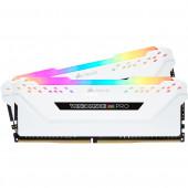 Corsair Vengeance RGB PRO 16 GB (2x8GB) DDR4 3000MHz, White