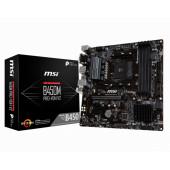 MSI B450M PRO-VDH V2, AM4, DDR4, U3, m.2, mATX