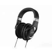 Genius HS-610 set, slušalice i mikrofon, crne