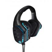 Logitech G933 slušalice s mikrofonom, 7.1, crna