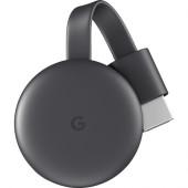 GOOGLE adapter Chromecast 3, Charcoal