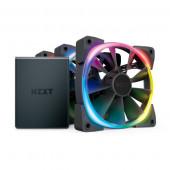 NZXT Aer RGB 2 strater kit 3x120mm RGB vent.,HUE 2