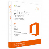 Office 365 Pers Cro subs 1YR medialess P2
