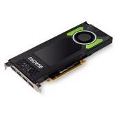 NVIDIA Video Card Quadro P4000 GDDR5 8GB/256bit, 1792 CUDA® Cores, PCI-E 3.0 x16, 4xDP, Cooler, Sing