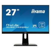 "IIYAMA Monitor Prolite, 27"" ETE, ULTRA SLIM LINE, 2560x1440 WQHD, IPS, 5ms, FreeSync, 13cm height ad"