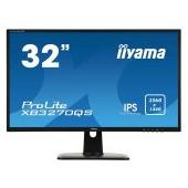 "IIYAMA Monitor Prolite, 32"" 2560x1440, IPS panel, 300cd/m2, 4ms, 1200:1 Static Contrast, Speakers, D"