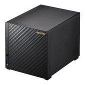 ASUSTOR Tower - 4 bay NAS, New Marvell ARMADA-385 Dual Core, 512MB DDR3, GbE x1, USB 3.1 Gen-1, WOL,