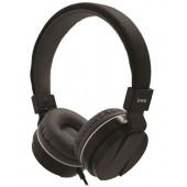MS BEAT 2 crne slušalice s mikrofonom