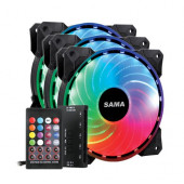 SAMA PC RGB RAINBOW kit