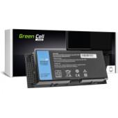 Green Cell (DE74PRO) baterija 7800 mAh,10.8V (11.1V) FV993 za Dell Precision M4600 M4700 M4800 M6600 M6700 M6800