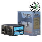 Power Supply INTER-TECH Energon EPS AC 220-240V, 50/60Hz, DC 3.3/5/±12V, 650W, Retail, Active PFC, 1
