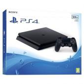 Sony PlayStation 4 Slim 500GB Crno Wi-Fi