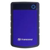 Transcend 4TB StoreJet H3B USB3.0, rubber casing, military-grade shock resistance with 3-stage shock