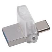 Kingston  32GB DT microDuo 3C/ USB 3.0/3.1 + Type-C flash drive, EAN: '740617243024