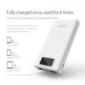 Orico punjač Powerbank LE12000, 12000mAh, USB×3, LED display, bijeli (ORICO LE12000-WH)