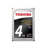 Toshiba N300 4TB, 128MB, 7200rpm, NAS, retail