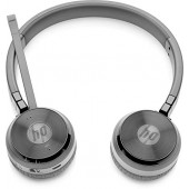 HP UC Wireless Duo Headset, W3K09AA