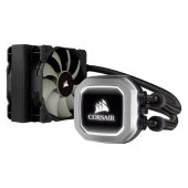 Corsair Hydro Series H75 Liquid CPU Cooler, 120mm radiator (25mm) high for compatibility with more c