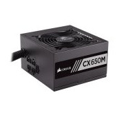 Corsair Builder Series CX650M, Modular Power Supply, EU Version, 5yrs