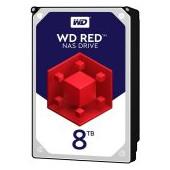 HDD Desktop WD Red (3.5'', 8TB, 256MB, 5400 RPM, SATA 6 Gb/s)