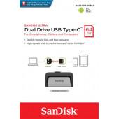 USB memorija Ultra Dual Drive USB Type-C / USB 3.1 64GB