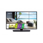 LG 49LU661H, 124cm, T2/S2, FHD, smart, Hotel mode